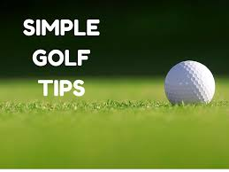 Golf Tips for Beginner and High Handicappers